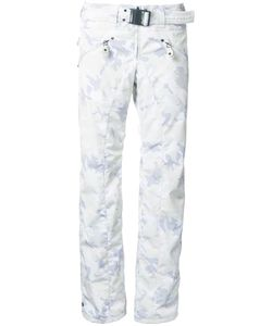 KRU | Camouflage Print Ski Trousers Small Polyester