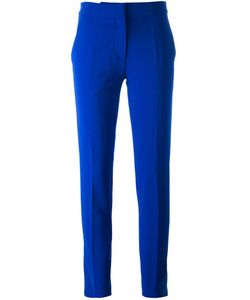 Moschino | Slim Fit Trousers 44 Triacetate/Polyester/Rayon/Acetate