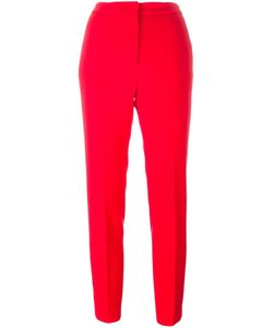 MSGM | Slim-Fir Tailo Trousers 42 Polyester/Wool