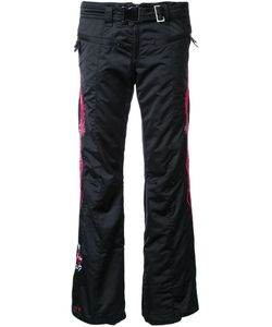 KRU | Embroidered Dragon Trousers Xs Polyester