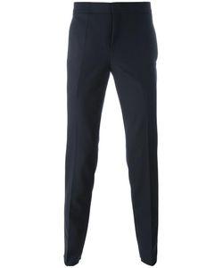 Neil Barrett | Side Stripe Trousers 50 Polyester/Virgin Wool/Spandex/Elastane/Cotton