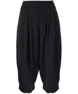 SOCIETE ANONYME | Société Anonyme Simon 3/4 Length Trousers 46 Wool