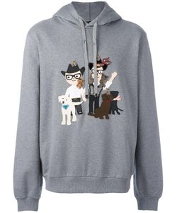 Dolce & Gabbana | Western Designers Patch Hoodie 48