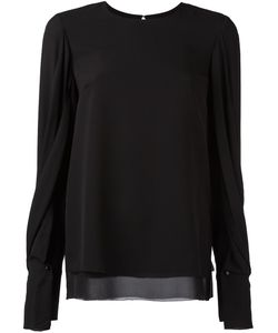 3.1 Phillip Lim | Draped Sleeve Blouse 2 Silk