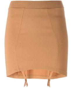 Murmur | Was Pie Skirt Medium Nylon/Spandex/Elastane/Rayon