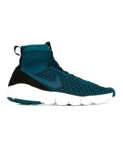 Nike | Footscape Magista Flyknit Sneakers 43 Canvas/Cotton/Rubber