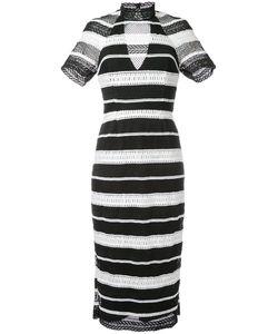 Rebecca Vallance | Testa High Neck Midi Dress 6