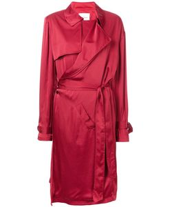A.F.Vandevorst | Trench Style Dress 40 Polyester