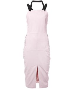 Rebecca Vallance | Astor Apron Dress 10 Lamb Skin