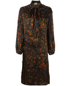 Hache | Print Dress 42 Viscose