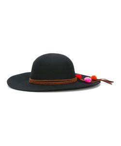 Sensi Studio | Pom Pom Detail Hat Small Wool