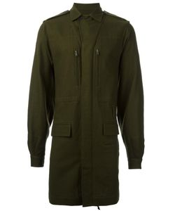 Haider Ackermann | Proud Coat Medium Virgin Wool/Cotton