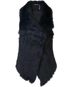 Dolce Cabo | Shortsleeved Jacket Medium Rabbit Fur/Acrylic