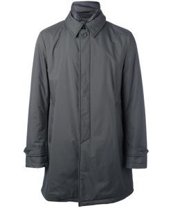 Herno | Built-In Gilet Raincoat 50 Polyester/Cotton/Acrylic/Polyester