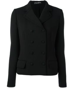 Dolce & Gabbana | Double Breasted Jacket 46 Virgin