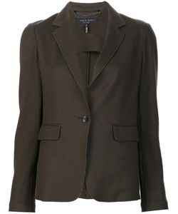 Rag & Bone | Single Button Blazer 8 Wool