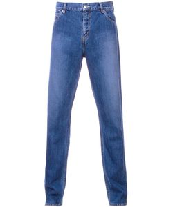 Serge De Blue | Serge Cropped Jeans 32 Cotton