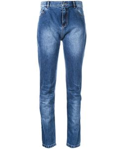 A.F.Vandevorst | Stonewashed Slim Jeans 38 Cotton