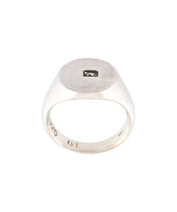 HENSON | Hallmarked Signet Ring Large