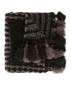 7II   Tenney Poncho Scarf Wool