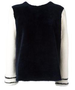 INÈS & MARÉCHAL | Inès Maréchal Adultere Sweater 38 Lamb Skin/Mink
