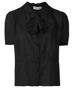 Isabela Capeto | Pleated Shirt 40 Cotton