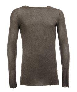 Masnada | Fitted Jumper 48 Spandex/Elastane/Viscose/Wool