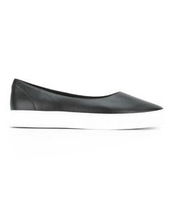 Telfar   Slip-On Sneakers Adult Unisex 5 Artificial Leather/Rubber