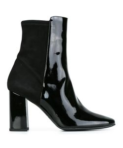 Fratelli Rossetti | Almond Toe Ankle Boots 39 Patent