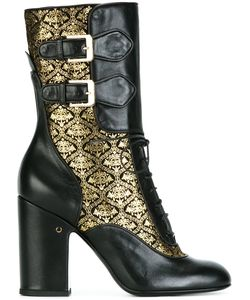 Laurence Dacade | Melissa Boots 40 Calf Leather/Leather