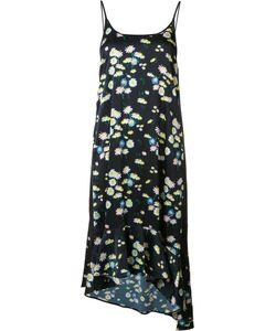 Paco Rabanne | Daisy Print Slip Dress 38 Spandex/Elastane/Viscose