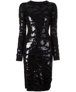 Sibling | Sequin Embellished Dress Small Merino