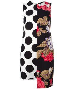 MSGM | Patchwork Dress 42 Viscose/Polyester