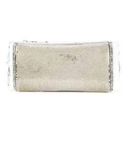 EDIE PARKER | Chainmail Mesh Box Clutch