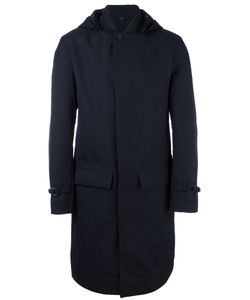 NORWEGIAN RAIN | Haymarket Coat Xl Polyester/Viscose/Recycled Plastic
