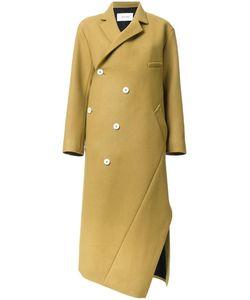 Irene | Twist Box Coat 38 Wool