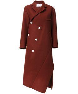 Irene | Twist Box Coat 36 Wool