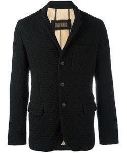 UMA WANG | Gabriele Jacket Small Cotton/Virgin Wool/Viscose