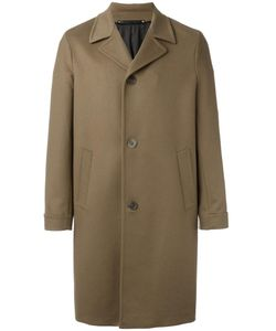Paul Smith | Single Breasted Coat Xl Wool/Cashmere/Cupro