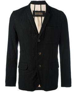 UMA WANG | Gabriele Jacket Small Virgin Wool/Ramie/Cotton/Viscose