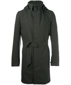 NORWEGIAN RAIN | Single Breasted Coat Xl Polyester/Viscose/Cashmere/Recycled Plastic