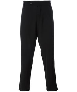 SOCIETE ANONYME | Société Anonyme Deep George Tapered Trousers 46 Wool
