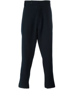 SOCIETE ANONYME | Société Anonyme Deep George Tapered Trousers 48 Wool