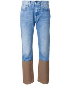 Ports | 1961 Contrast Hem Jeans 28 Cotton