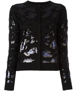 Sibling | Sequin Embellished Cardigan Medium Merino