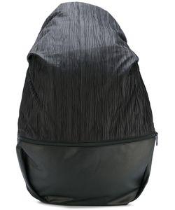 Cote & Ciel   Côte Ciel Textured Asymmetric Backpack Canvas
