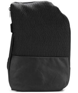 Cote & Ciel   Côte Ciel Textured Asymmetric Backpack Polyester