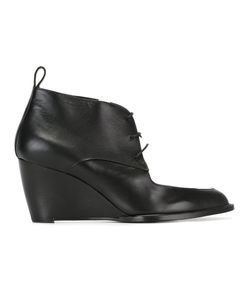 Robert Clergerie | Orso Boots 38.5 Calf Leather/Leather