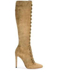 Gianvito Rossi | Imperia Knee High Boots 37 Suede/Leather