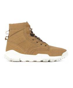 Nike | Sfb Field Hi-Top Sneakers 10 Cotton/Rubber